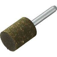【CAINZ DASH】TRUSCO ゴム軸付砥石 Φ20X幅25X軸6 #120 5本入