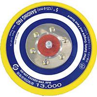 【CAINZ DASH】SP 125mm非吸塵マジックパッド