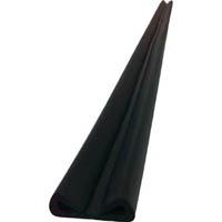 【CAINZ DASH】TRUSCO やわらかバンパークッション 35X1000mm ブラック