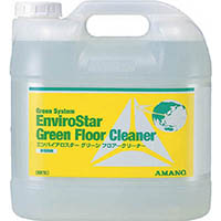 【CAINZ DASH】アマノ 洗剤 グリーンフロアークリーナー