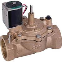 【CAINZ DASH】CKD 自動散水制御機器 電磁弁