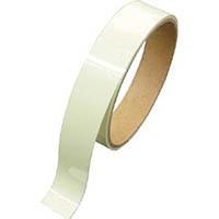 【CAINZ DASH】緑十字 高輝度蓄光テープ 25mm幅×5m 屋内用 PET