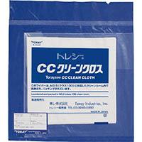 【CAINZ DASH】トレシー CCクリーンクロス 24.0×24.0cm (10枚/袋)