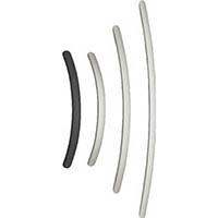 【CAINZ DASH】スガツネ工業 アルミ製弓形ハンドルSOR型400シルバー(100−010−961