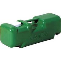 【CAINZ DASH】ミツギロン 注水式重石バリストン グリーン 510×165×高さ175