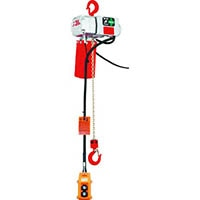 【CAINZ DASH】象印 β型電気チェーンブロック・125kg・10m