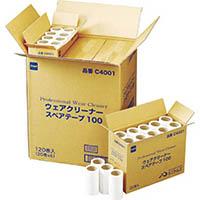 【CAINZ DASH】ニトムズ プロフェッショナルウェアクリーナースペアテープ100 (20巻入)