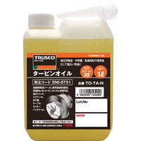 【CAINZ DASH】TRUSCO タービンオイル1L