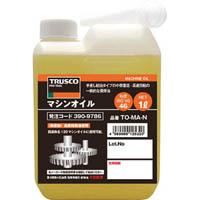 【CAINZ DASH】TRUSCO マシンオイル1L