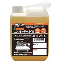 【CAINZ DASH】TRUSCO コンプレッサーオイル1L