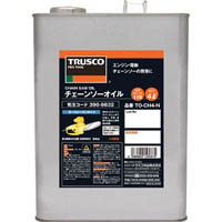 【CAINZ DASH】TRUSCO チェーンソーオイル4L