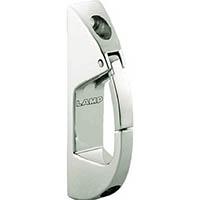 【CAINZ DASH】スガツネ工業 ステンレス鋼製ナス環フックENーR80(110ー020ー025)