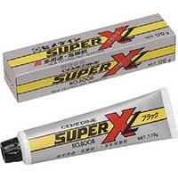 【CAINZ DASH】セメダイン スーパーX8008L ブラック 170g AX−125