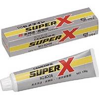 【CAINZ DASH】セメダイン スーパーX8008 ホワイト 170g AX−121