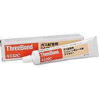 【CAINZ DASH】スリーボンド ガス配管用シリコーン系シール剤 TB4332C