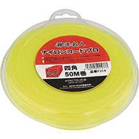 【CAINZ DASH】モクバ印 ナイロンコード プロ 50m
