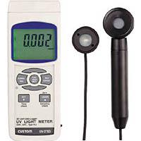【CAINZ DASH】カスタム 紫外線強度計