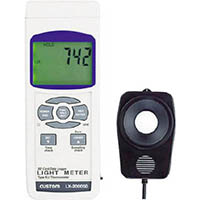 【CAINZ DASH】カスタム デジタル照度計