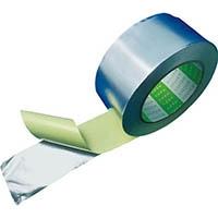 【CAINZ DASH】日東エルマテ アルミテープ(ツヤなし)NTー101LP 50mmx25m