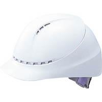 【CAINZ DASH】TRUSCO ヘルメット 高通気性型 ホワイト