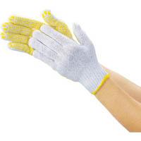【CAINZ DASH】TRUSCO 一般作業用すべり止め手袋厚手 12双組 フリーサイズ