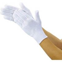 【CAINZ DASH】TRUSCO 軽作業用すべり止め手袋 薄手 5双組 フリーサイズ