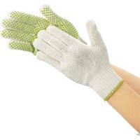 【CAINZ DASH】TRUSCO リサイクルすべり止め手袋 フリーサイズ