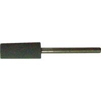 【CAINZ DASH】TRUSCO 高耐久ゴム軸付砥石 Φ4X幅13X軸3 #1000 10本入