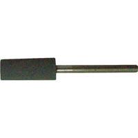 【CAINZ DASH】TRUSCO 高耐久ゴム軸付砥石 Φ6X幅17X軸3 #1000 10本入
