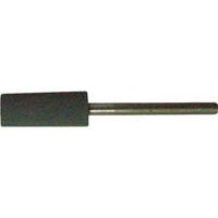 【CAINZ DASH】TRUSCO 高耐久ゴム軸付砥石 Φ8X幅20X軸3 #1000 10本入