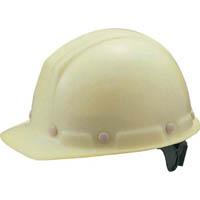 【CAINZ DASH】TRUSCO ヘルメット 溝付前ひさし型 蓄光タイプ