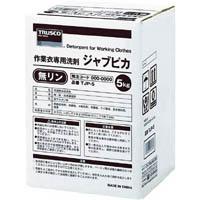 【CAINZ DASH】TRUSCO ジャブピカ 無リン作業衣用粉末洗剤 5kg