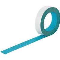 【CAINZ DASH】TRUSCO ノンスリップテープ 屋内用 25mmX5m ブルー