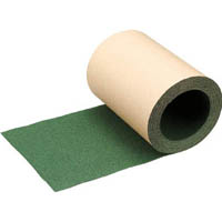【CAINZ DASH】TRUSCO ノンスリップテープ 屋外用 150mmX10m 緑