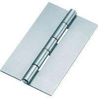 【CAINZ DASH】TRUSCO スチール製薄口溶接蝶番 全長63.5mm (10個入)