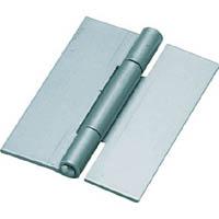 【CAINZ DASH】TRUSCO スチール製厚口溶接蝶番 全長51mm (10個入)