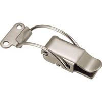 【CAINZ DASH】TRUSCO パッチン錠 曲線アームタイプ・ステンレス製 (2個入)