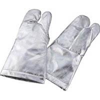 TRUSCO 遮熱保護具3本指手袋 フリーサイズ SLAT3