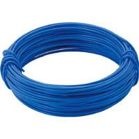 【CAINZ DASH】TRUSCO カラー針金 小巻タイプ・20番手 青 線径0.9mm