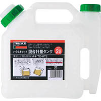 【CAINZ DASH】TRUSCO 混合計量タンク 2L用