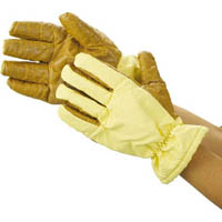 TRUSCO クリーンルーム用耐熱手袋 26CM フリーサイズ TPG650