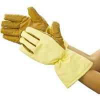 TRUSCO クリーンルーム用耐熱手袋 33CM フリーサイズ TPG651