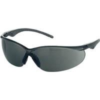 【CAINZ DASH】TRUSCO 二眼型セーフティグラス ソフトテンプルタイプ レンズグレー