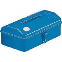 TRUSCO 山型工具箱 290X150X123 ブルー Y280B