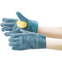TRUSCO オイル加工手袋当て付 LLサイズ TYK107BHLL