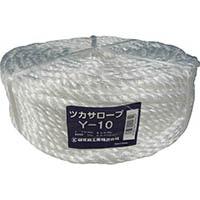 【CAINZ DASH】ツカサ PP融着三本撚ロープ(ツカサロープ)Y−10