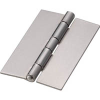 【CAINZ DASH】TRUSCO スチール製厚口溶接蝶番 全長64mm (10個入)
