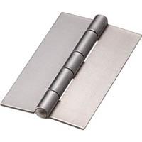 【CAINZ DASH】TRUSCO スチール製厚口溶接蝶番 全長89mm (10個入)