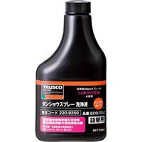 【CAINZ DASH】TRUSCO αタンショウノンガスタイプ 洗浄液替ボトル 350ml