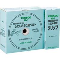【CAINZ DASH】TRUSCO 結束ベルトしめしめ80セット 白